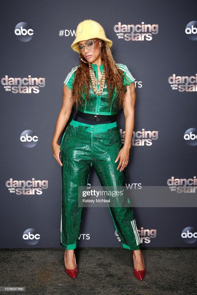 "ABC's ""Dancing With the Stars"" - Season 29 - Week Five : News Photo"