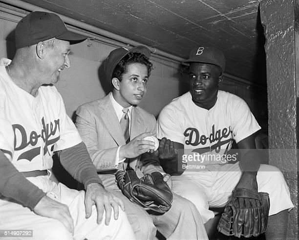 8/13/1952New York New York Iraq's visiting 17yearold King Faisal a baseball enthusiast saw his first American baseball game the New York Giants...