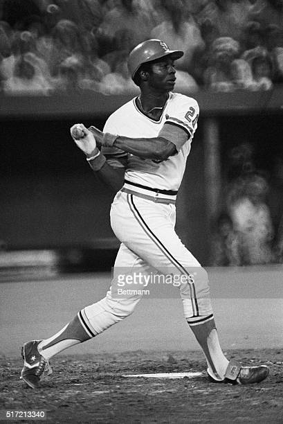 8/13/1979St Louis MO St Louis Cardinals' Lou Brock gets his 3000th career hit during the fourth inning against the Chicago Cubs' pitcher Dennis Lamp...
