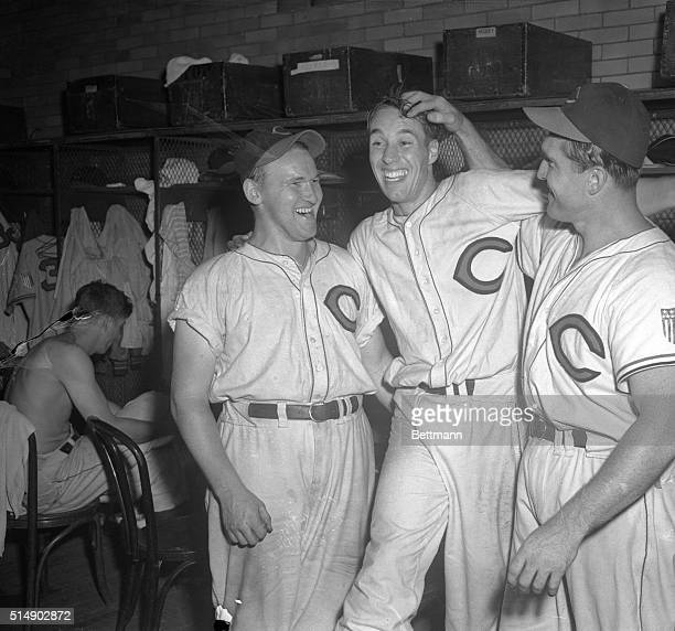 8/27/1945Cleveland OH Cleveland's Indians intend to win a better berth among Major League nines now that fireballer Bob Feller has returned to the...
