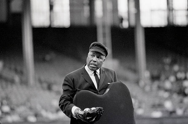 DC: 11th April 1966 - Emmett Ashford Becomes The First Black Umpire In Major League Baseball
