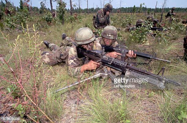 82nd Airborne Division in Training