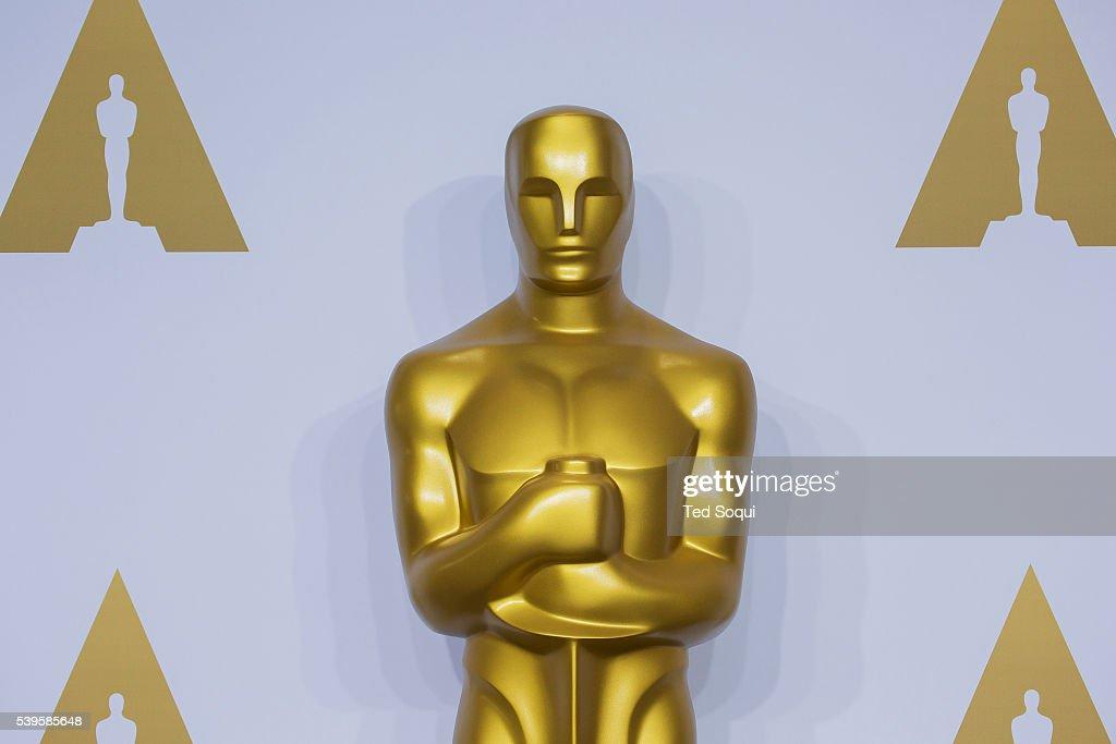 88th Academy Awards press room. : Foto di attualità