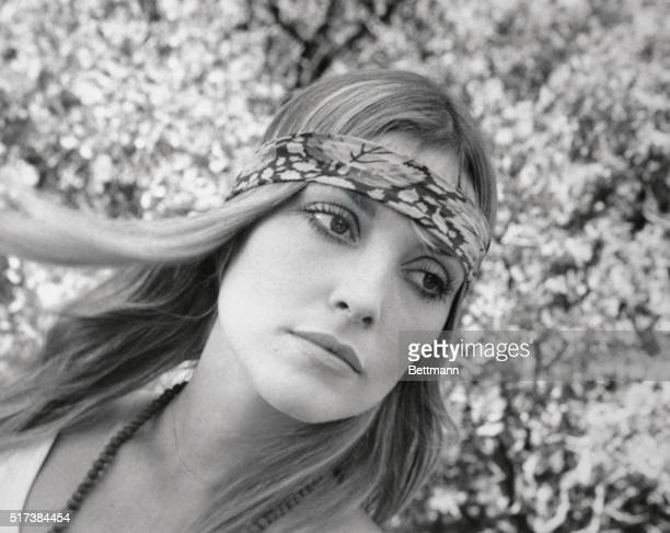 Beverly Glen CaliforniaORIGINAL CAPTION READS Actress Sharon Tate was one of five victims in a bizarre quasireligiouslike multiple murder August 9...