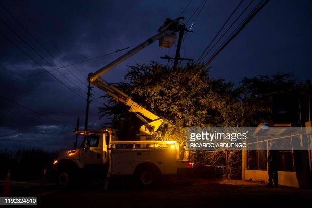 Magnitude earthquake shook Puerto Rico on January 6 toppling some structures and causing power outages and small landslides but there were no reports...