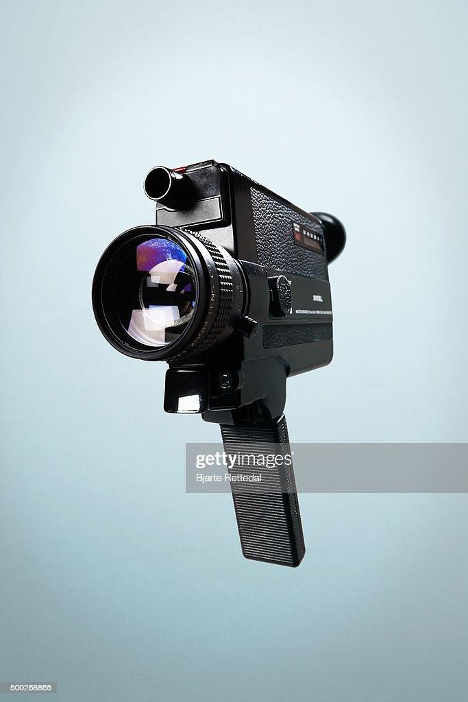 8mm Film Camera : Stock Photo