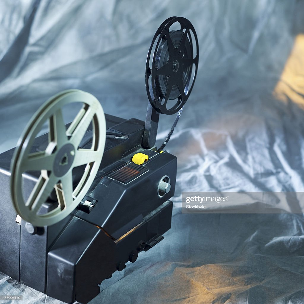 8mm film projector : Stock Photo