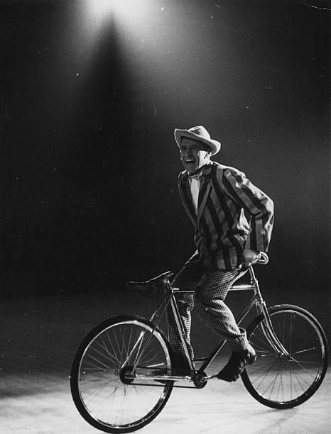 Comic Cyclist