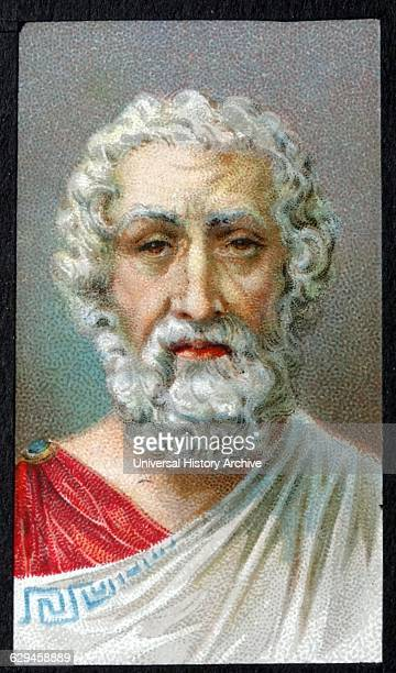 HOMER 8th century BC Greek epic poet