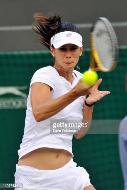8th day. 29/6/2010. WOMAN'S QUARTER-FINAL. VENUS WILLIAMS V TSVERTANA PIRONKOVA.