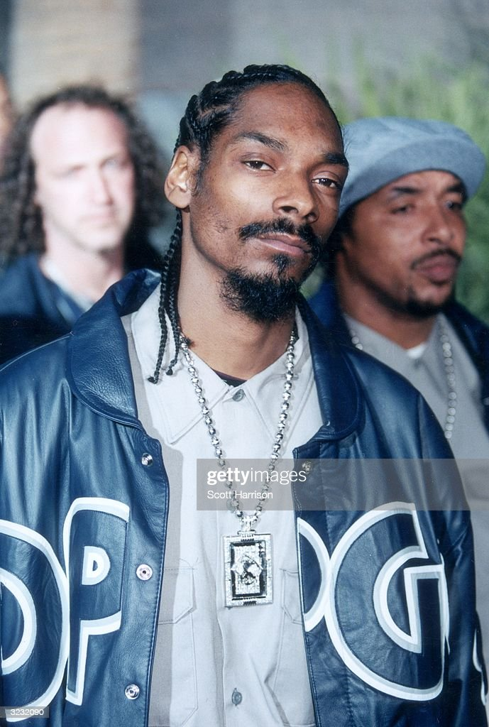 American rap artist Snoop Dogg at the Billboard Music Awards, held at the MGM Grand Hotel and Casino, Las Vegas, Nevada.