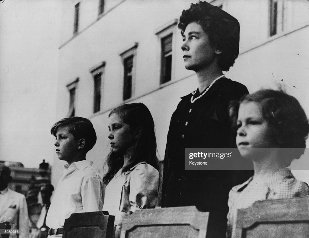 Queen Frederika : News Photo