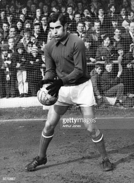 England and Leicester City goalkeeper Peter Shilton