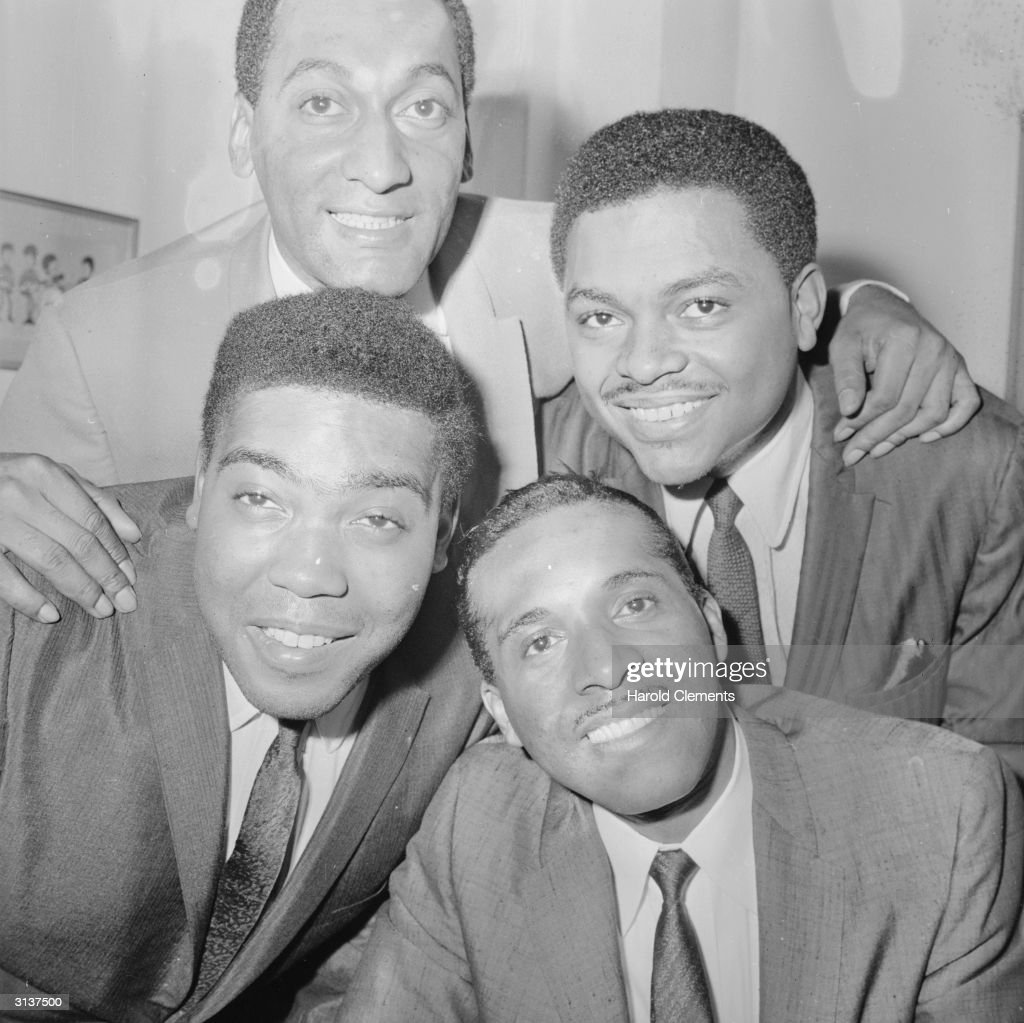 Four Tops : News Photo