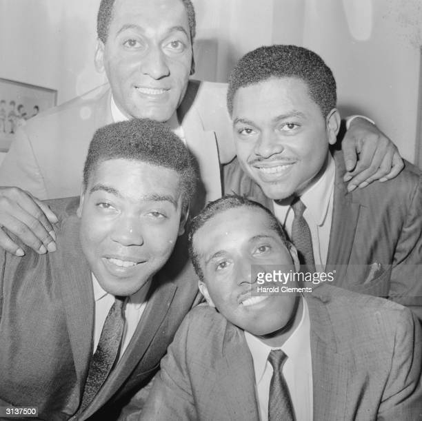 The Four Tops one of Motown's most successful groups