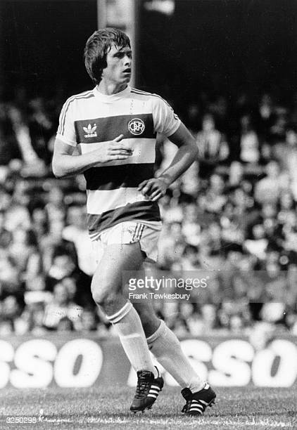 Peter Eastoe of Queens Park Rangers QPR FC in action during a match