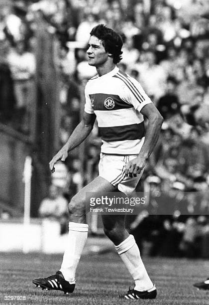 Ernie Howe of Queens Park Rangers FC.