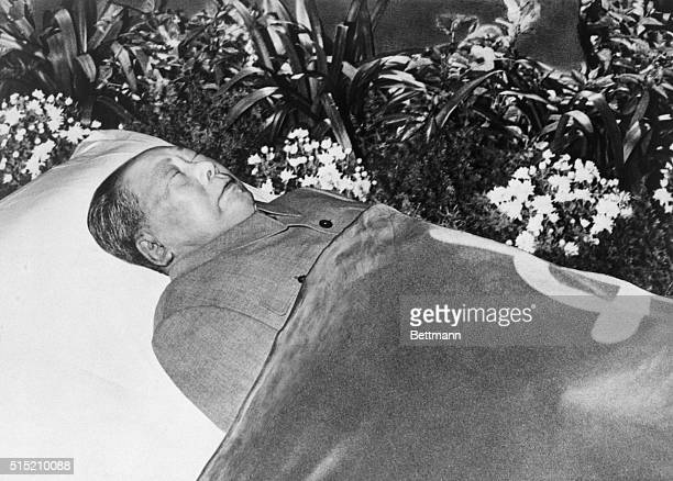 181 Mao Tse Tung Dies Photos and Premium High Res Pictures - Getty Images