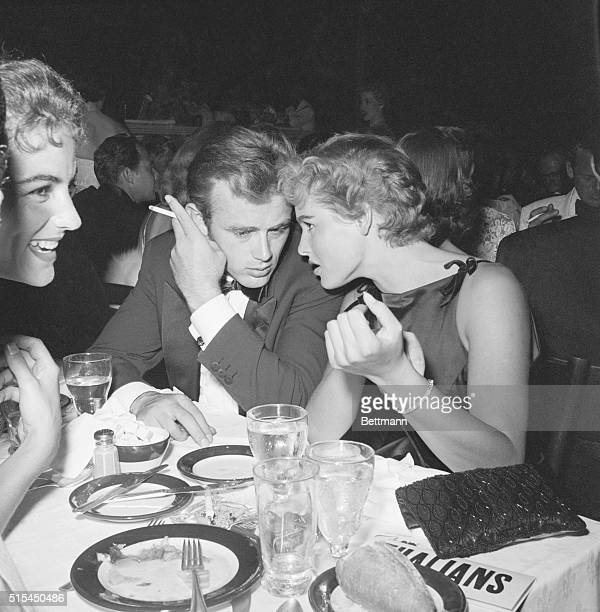 9/1/1955Hollywood CA Here is a candid photo of Hollywood notables during a charitable affair at Ciro's a famous Hollywood nightclub last Monday night...
