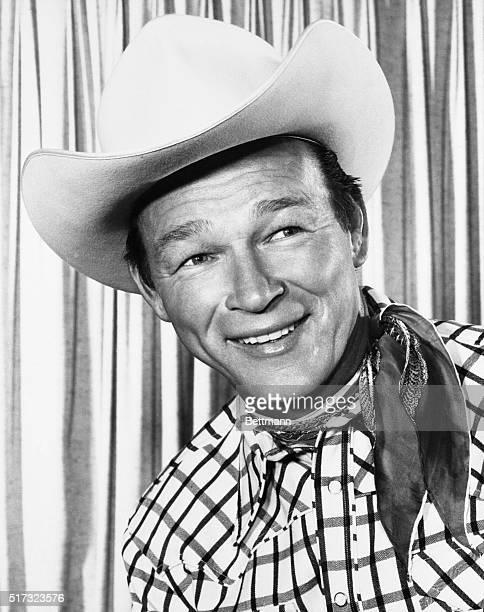 9/1958Roy Rogrs cowboy movie star