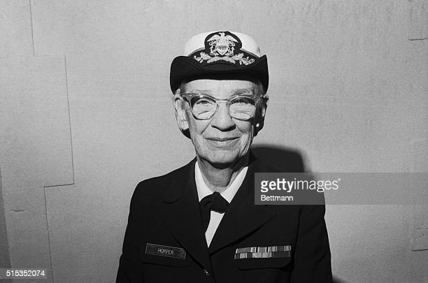 9/22/1975New York NY Grace Murray Hopper's first love is the US Navy Her second is the computer with which she worked long before the average citizen...