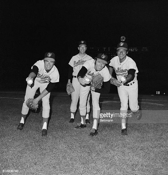 9/23/1971New York NY Boasting one 20game winner and three more pitchers with a good crack at the charmed circle the Baltimore Orioles meet the...