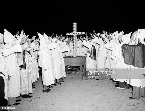 Atlanta, GA: The news spotlight has once more been focused upon the secret activities of the secret organization, the Ku Klux Klan, which for several...