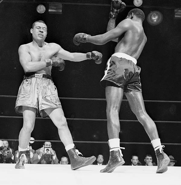 NY: 27th September 1950 - Ezzard Charles Beats Joe Louis
