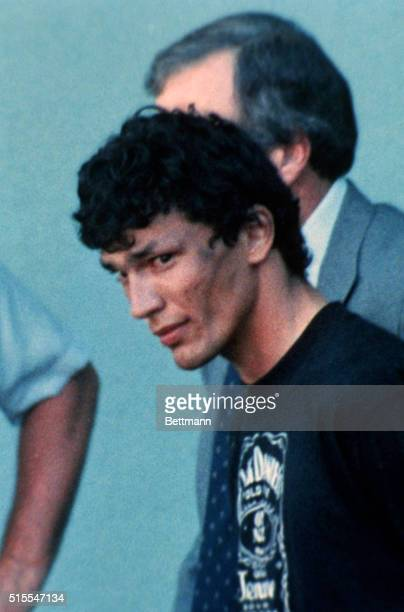 "California: Richard Ramirez, arrested as ""Night Stalker,"" accused mass murderer."