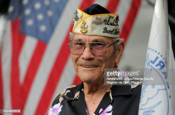Scott Varley/LANG 95yearold Jack Petitt was on board the USS Dale which was moored in Pearl Harbor on Dec 7 1941 when the Japanese attacked The ship...