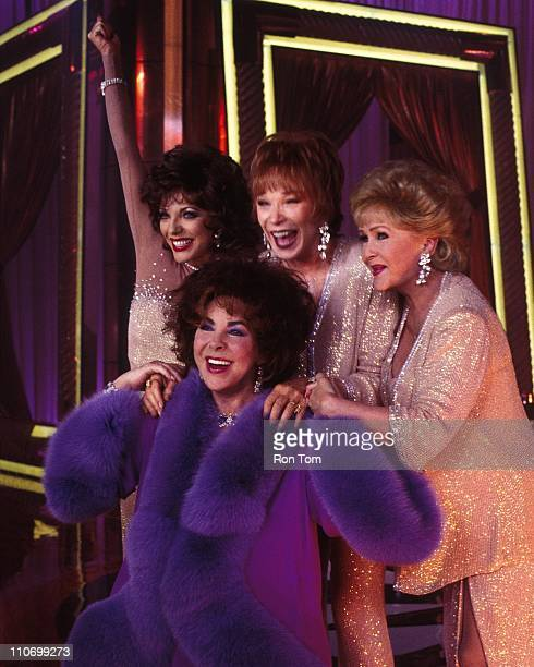 BROADS 9/8/00Four of HollywoodÕs most legendary stars Shirley MacLaine Debbie Reynolds Joan Collins and Elizabeth Taylor will star in These Old...