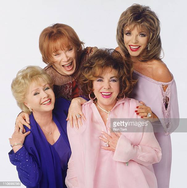 BROADS 9/8/00Four of Hollywoods most legendary stars Shirley MacLaine Debbie Reynolds Joan Collins and Elizabeth Taylor will star in These Old Broads...
