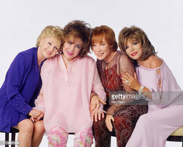 BROADS 9/8/00Four of HollywoodÍs most legendary stars Shirley MacLaine Debbie Reynolds Joan Collins and Elizabeth Taylor will star in These Old...