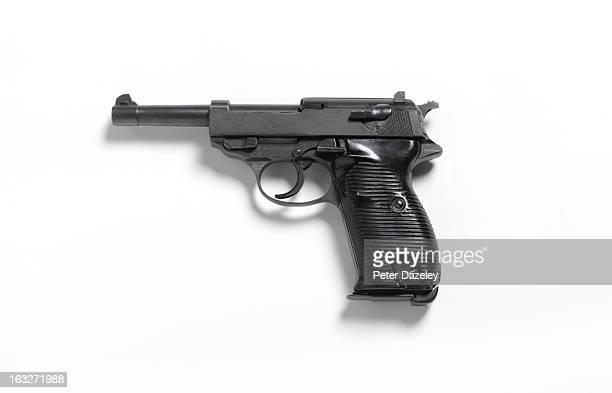 9mm semi-automatic pistol