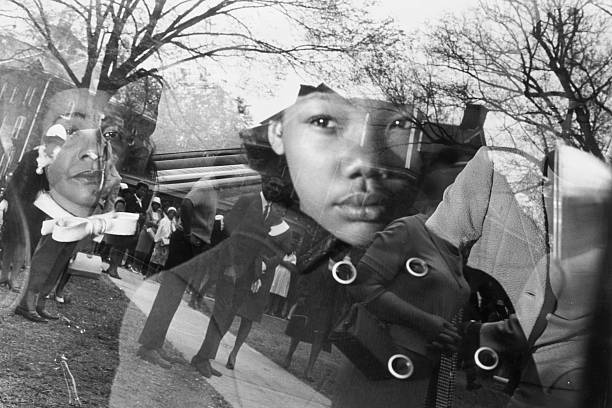 USA: Images From The Struggle For Civil Rights On Martin Luther King Day