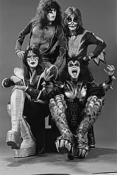 Kiss In New York