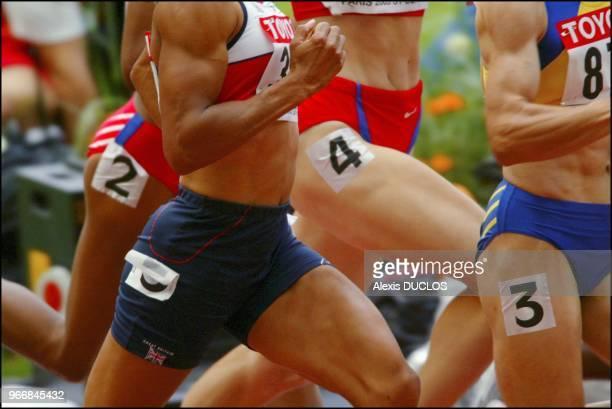 9th. Athletics world championships.