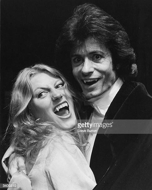 American actor George Chakiris who will be playing the part of Dracula in 'The Passion of Dracula' at The Queen's Theatre in London and the British...