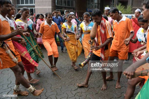 9th August International Day of World Indigenous PeopleAadivasi community celebrate Jagatik Mulnivasi Adivasi Day by taking out procession and...