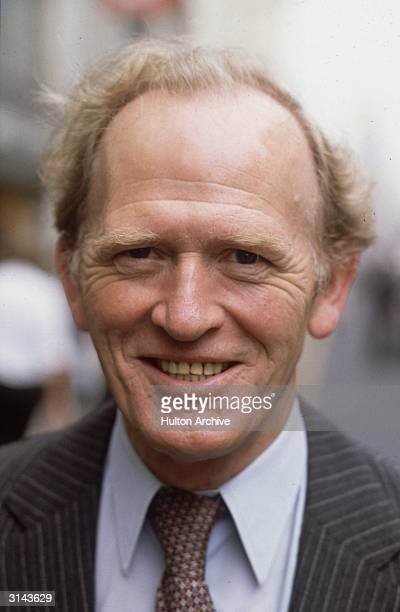 Scottish actor of stage and screen Gordon Jackson