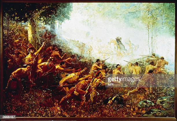 A Native American contingent led by Charles Langlade ambushes British General Edward Braddock and his troops as they prepare to march on Fort...