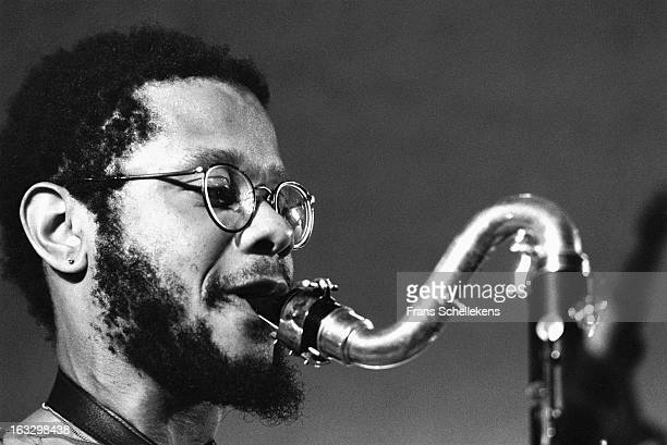 9th JULY: American composer and musician Don Byron plays bass clarinet at the North Sea Jazz Festival in the Hague, the Netherlands on 10th July 1988.