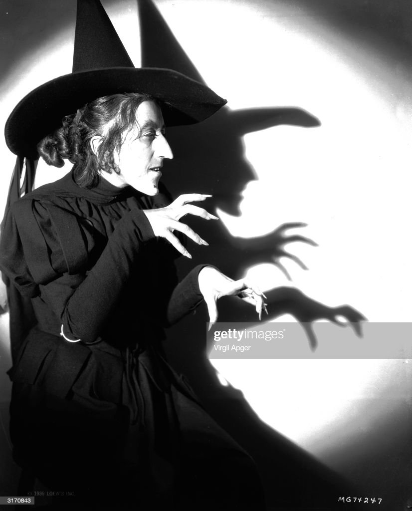 The Wicked Witch : News Photo