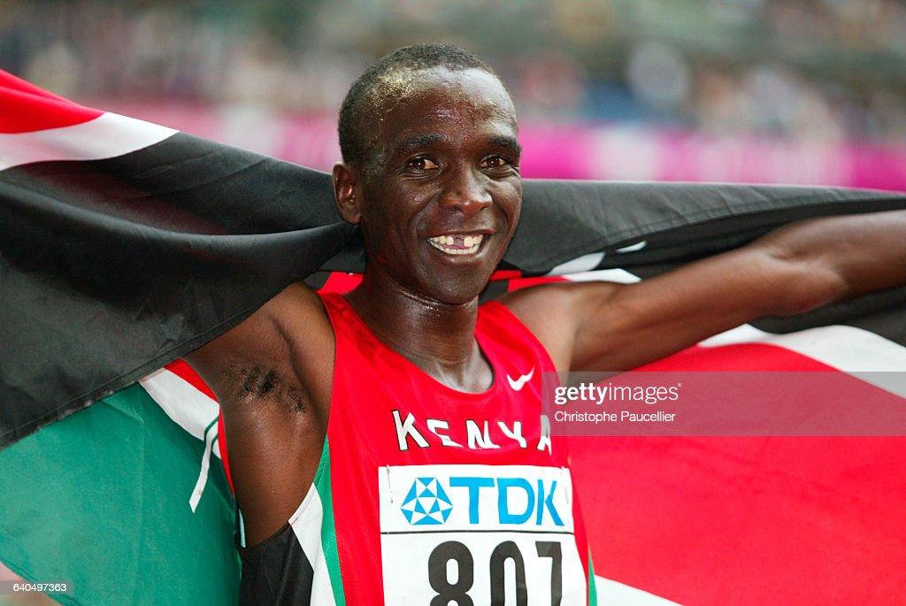 9th World Athletics Championships 2003 : News Photo