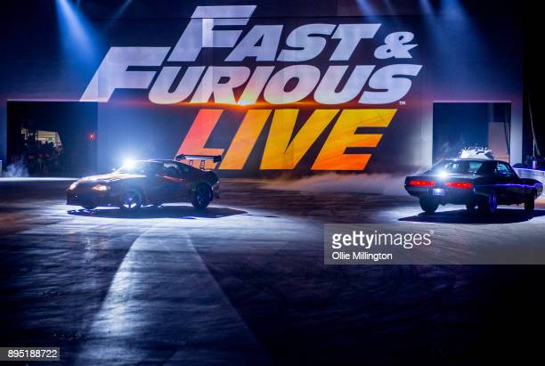 a 1994 Toyota Supra MK IV used on screen by Paul Walker in The Fast and the Furious and a 1970 Dodge Charger R/T used on screen by Vin Diesel as the...