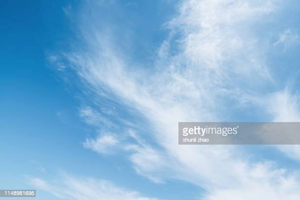 a cloudy sky - atmospheric mood stock pictures, royalty-free photos & images