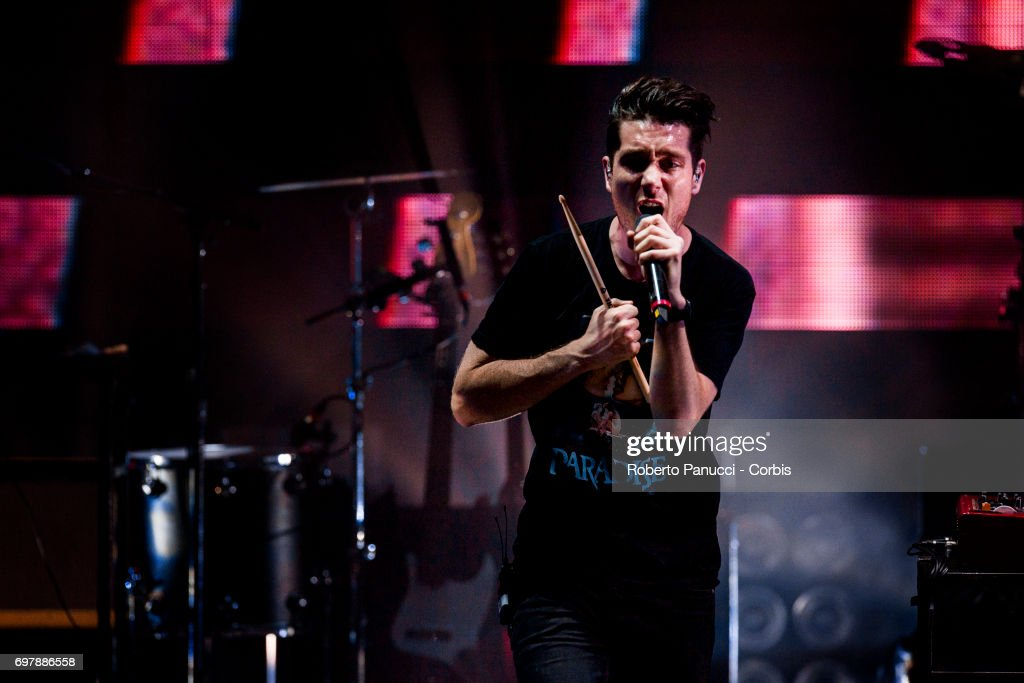 Bastille Performs In Rome