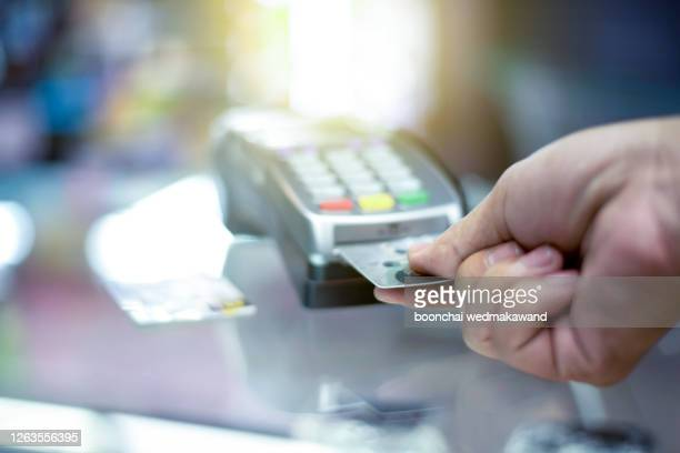 a finger press on credit card - greeting card stock pictures, royalty-free photos & images