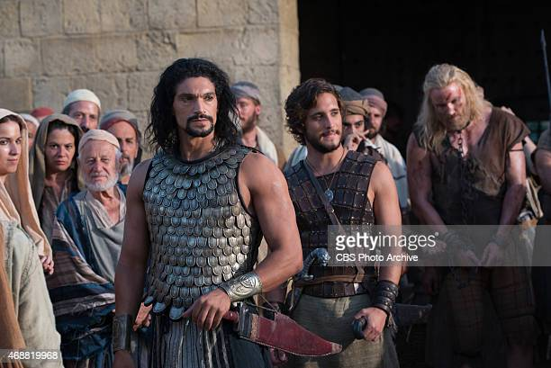 DOVEKEEPERS a fourhour limited event series from executive producers Roma Downey and Mark Burnett will be broadcast Tuesday March 31 and Wednesday...