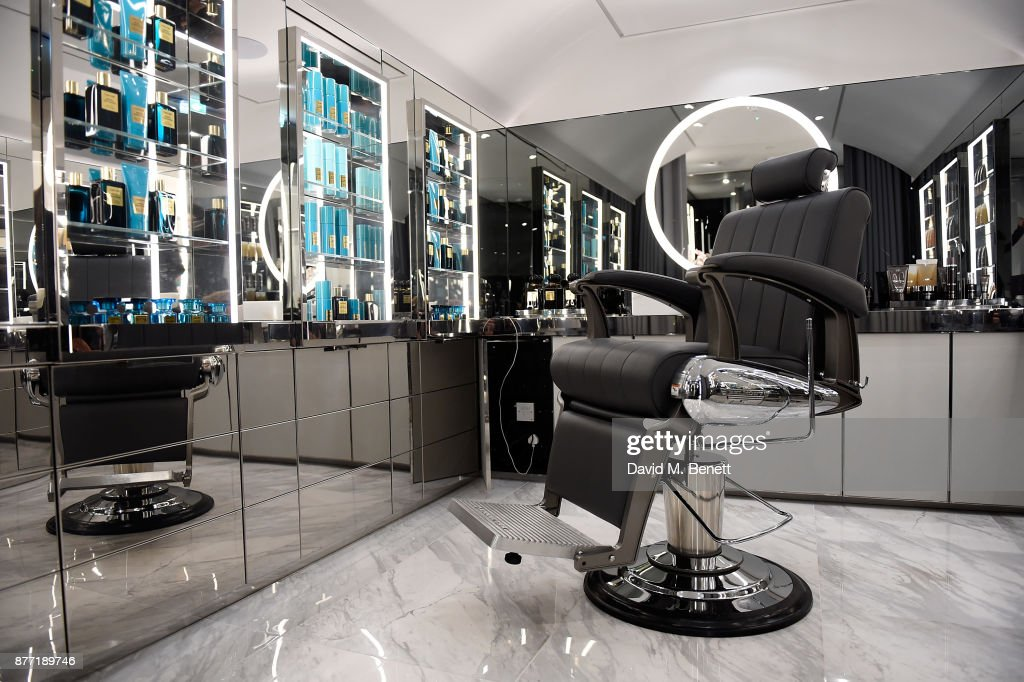 The First Global TOM FORD Beauty Store : News Photo